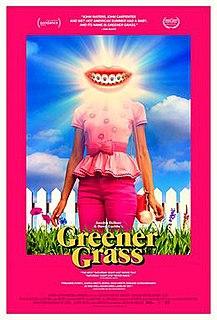 <i>Greener Grass</i> film