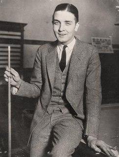 Ralph Greenleaf American pool player