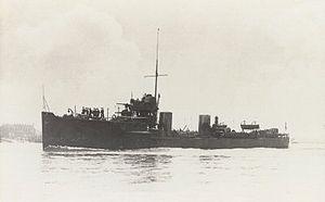 HMS Derwent