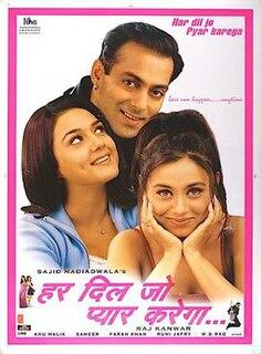 <i>Har Dil Jo Pyar Karega</i> 2000 film by Raj Kanwar