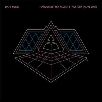 Harder, Better, Faster, Stronger - Image: Hbfs live
