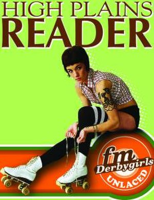 High Plains Reader - Image: High Plains Reader (cover)