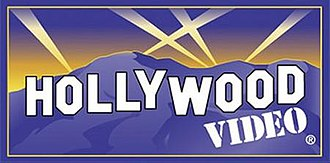 Hollywood Video - Image: Hollywoodvideo logo