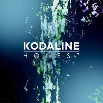 Kodaline — Honest (studio acapella)