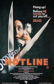 <i>Hotline</i> (1982 film) 1982 film directed by Jerry Jameson