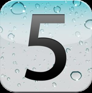 IOS 5 - Image: IOS 5 logo