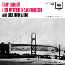 I Left My Heart in San Francisco by Tony Bennett US single picture sleeve A.png