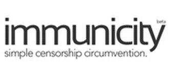 Police Intellectual Property Crime Unit - Image: Immunicity logo
