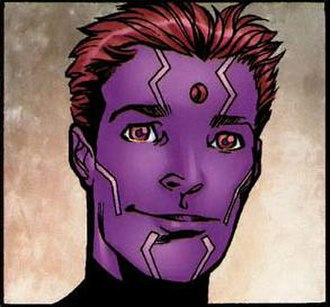 Indra (comics) - Image: Indra (NXM)