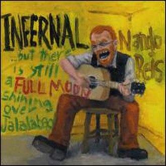 Infernal (Nando Reis album) - Image: Infernal (Nando Reis album cover art)