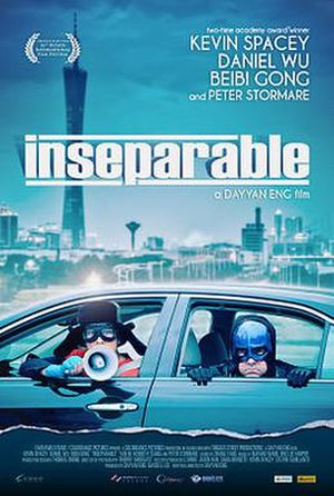 Inseparable (film) - Image: Inseparable Film Poster