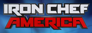 <i>Iron Chef America</i> Competitive cooking show based on the Japanese original