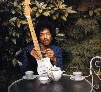 Death of Jimi Hendrix - Image: Jimi Hendrix, 17 September 1970