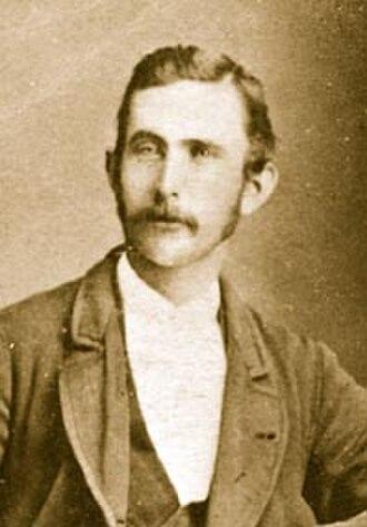 Joe Byrne - Image: Joe Byrne the 19th century outlaw