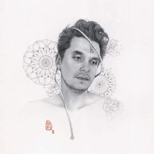 The Search for Everything - Image: John Mayer T Sf E