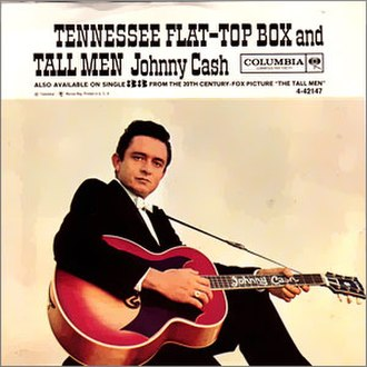 Tennessee Flat Top Box - Image: Johnny Cash Tennessee Flat Top