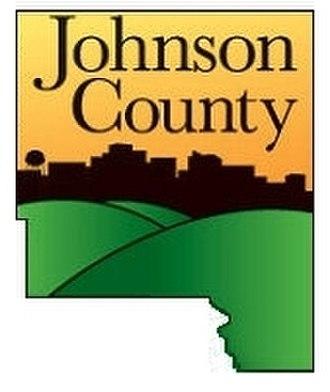 Johnson County, Iowa - Image: Johnson County IA logo