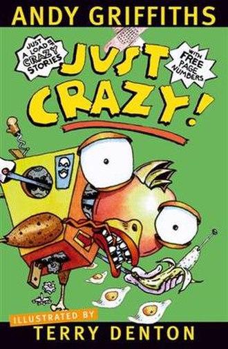 Just Crazy! - Image: Just crazy! aus cover