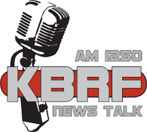 KBRF - Image: KBRF AM1250 logo