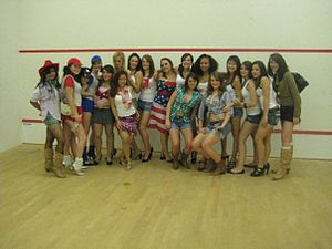 KCL Cheerleaders 2008