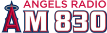 KLAA Angels Radio AM 830 logo.png