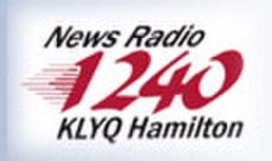 KLYQ - Image: KLYQ logo