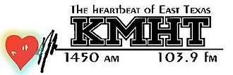 KMHT (AM) - Image: KMHT FM logo