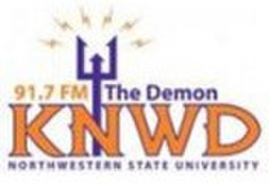 KNWD - Image: KNWD logo