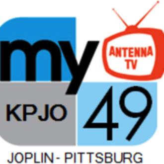KPJO-LP - Image: KPJO LD Logo