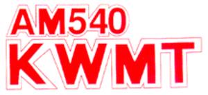 KWMT - KWMT Logo