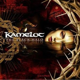 The Black Halo - Image: Kamelot blackhalo