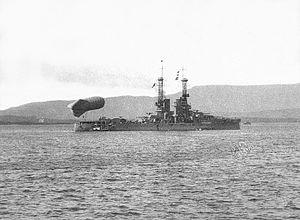Thomas S. Rodgers - Image: Kite Balloon USS Utah