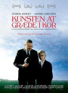 <i>The Art of Crying</i> 2006 film by Peter Schønau Fog