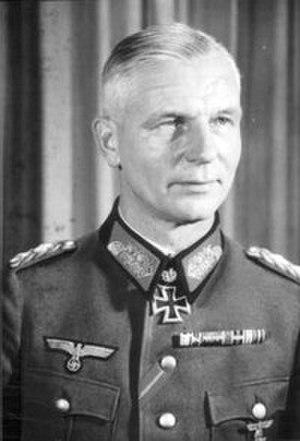 Kurt von Tippelskirch - Image: Kurt von Tippelskirch