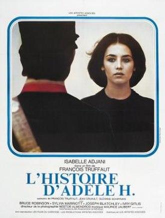 The Story of Adele H. - Image: L'histoire d'Adèle H