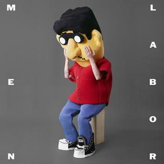 Labor (album) - Image: Labor JD Samson Men album cover