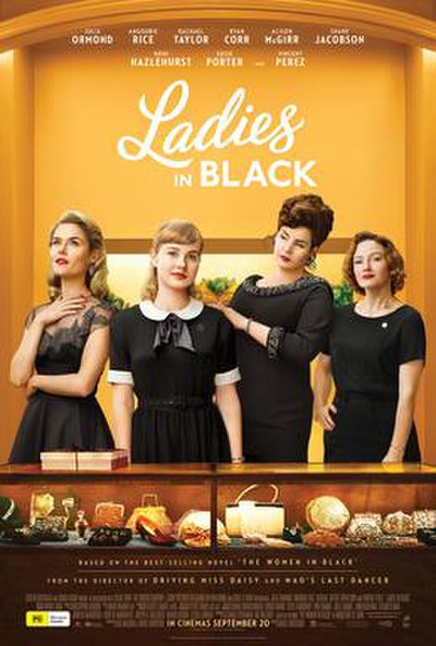 Picture of a movie: Ladies In Black