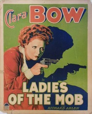 Ladies of the Mob - 1928 theatrical poster