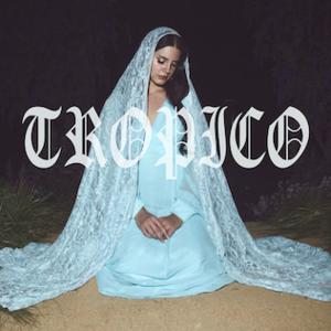 Tropico (film) - Image: Lana Del Rey Tropico (EP)
