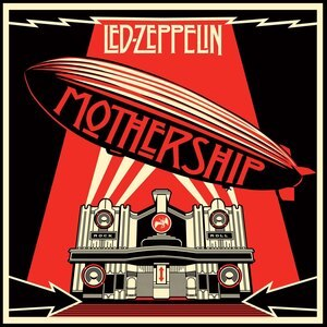 Mothership (album) - Image: Led Zeppelin Mothership