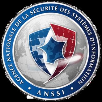 Agence nationale de la sécurité des systèmes d'information - Image: Logo of ANSSI