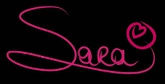 Sara (Belgian TV series) - Image: Logo sara