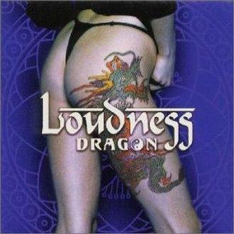 Dragon (Loudness album) - Image: Loudness dragon