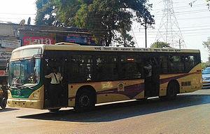 Vasai-Virar - Marcopolo Bus