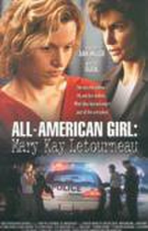 All-American Girl: The Mary Kay Letourneau Story - DVD cover