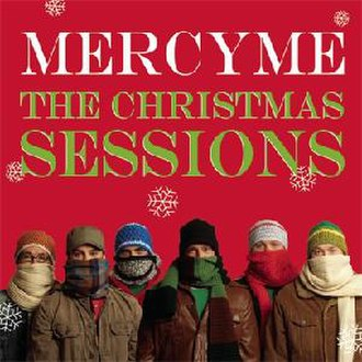 The Christmas Sessions - Image: Mercyme thechristmassessions