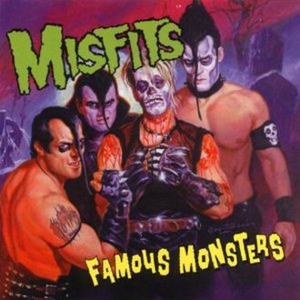 Famous Monsters - Image: Misfits Famous Monsters cover