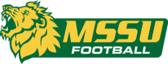 Missouri Southern Lions football - Image: Missouri Southern football logo