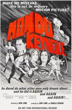 Mondo Keyhole - Image: Mondo Keyhole