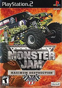 List Of Monster Jam Video Games Wikipedia